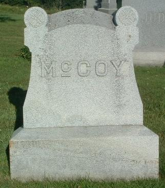 MCCOY, FAMILY HEADSTONE - Mills County, Iowa | FAMILY HEADSTONE MCCOY