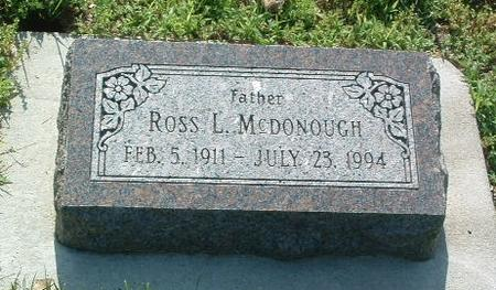MCDONOUGH, ROSS L. - Mills County, Iowa | ROSS L. MCDONOUGH