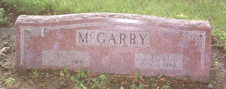 MCGARRY, J. EDWIN - Mills County, Iowa | J. EDWIN MCGARRY