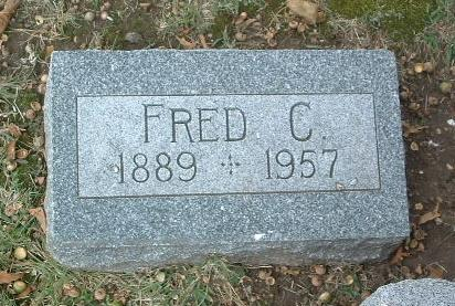 MCGUIRE, FRED C. - Mills County, Iowa | FRED C. MCGUIRE