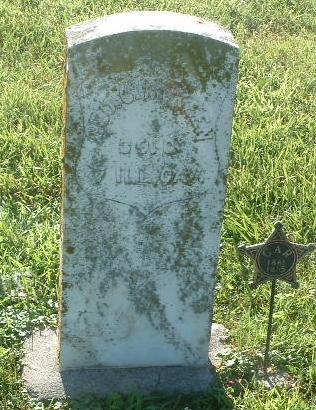 MCKEEN, GEORGE C. - Mills County, Iowa | GEORGE C. MCKEEN