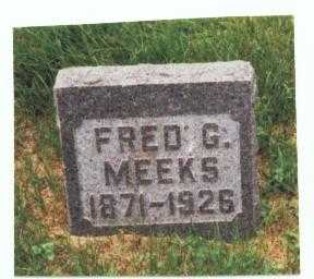 MEEKS, FRED G. - Mills County, Iowa | FRED G. MEEKS