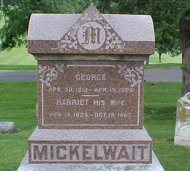 MICKELWAIT, GEORGE (FULL VIEW) - Mills County, Iowa | GEORGE (FULL VIEW) MICKELWAIT