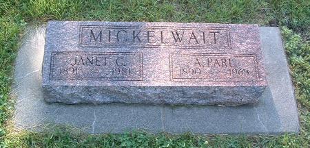 MICKELWAIT, JANET C. - Mills County, Iowa | JANET C. MICKELWAIT