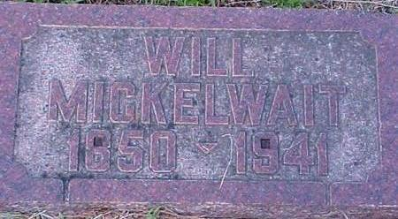 MICKELWAIT, WILL - Mills County, Iowa | WILL MICKELWAIT