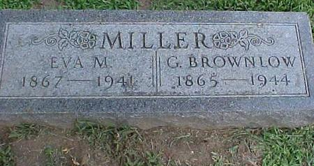 MILLER, GAVIN BROWNLOW - Mills County, Iowa | GAVIN BROWNLOW MILLER