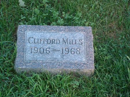 MILLS, CLIFFORD - Mills County, Iowa | CLIFFORD MILLS