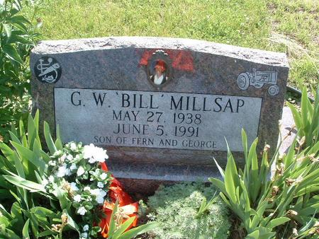 MILSAP, G.W. (BILL) - Mills County, Iowa | G.W. (BILL) MILSAP