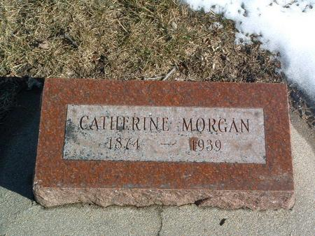 MORGAN, CATHERINE - Mills County, Iowa | CATHERINE MORGAN