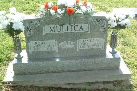 MULLICA, JAMES W. - Mills County, Iowa | JAMES W. MULLICA