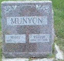 MUNYON, WILLIAM - Mills County, Iowa | WILLIAM MUNYON