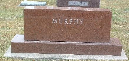 MURPHY, FAMILY HEADSTONE - Mills County, Iowa | FAMILY HEADSTONE MURPHY