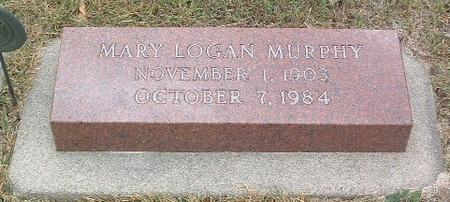 LOGAN MURPHY, MARY - Mills County, Iowa | MARY LOGAN MURPHY