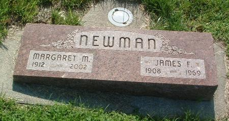 NEWMAN, JAMES F. - Mills County, Iowa | JAMES F. NEWMAN