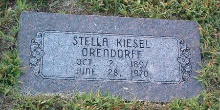 ORENDORFF, STELLA - Mills County, Iowa | STELLA ORENDORFF