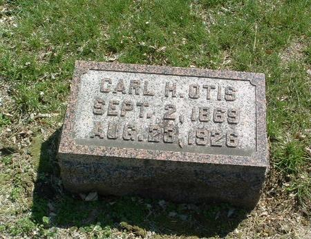 OTIS, CARL H. - Mills County, Iowa | CARL H. OTIS