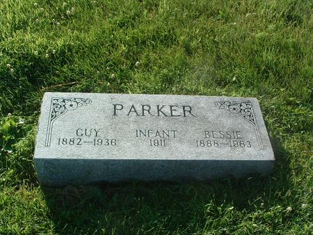 PARKER, INFANT - Mills County, Iowa | INFANT PARKER