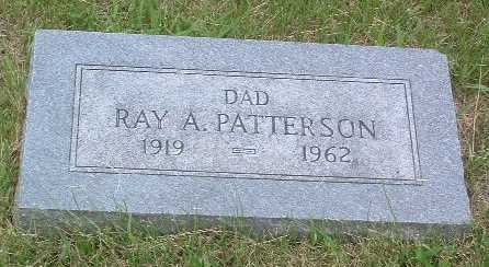 PATTERSON, RAY A. - Mills County, Iowa | RAY A. PATTERSON