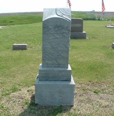 PIERSON, MARY J. - Mills County, Iowa | MARY J. PIERSON