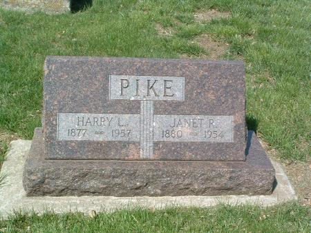 PIKE, HARRY L. - Mills County, Iowa | HARRY L. PIKE