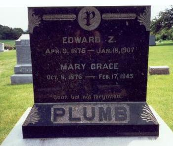 PLUMB, MARY GRACE - Mills County, Iowa | MARY GRACE PLUMB