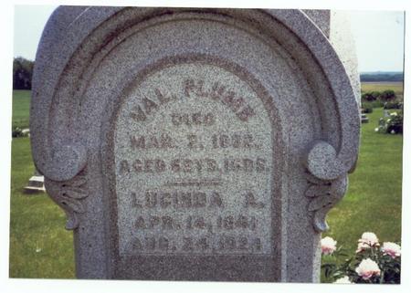 PLUMB, LUCINDA ANNE - Mills County, Iowa | LUCINDA ANNE PLUMB