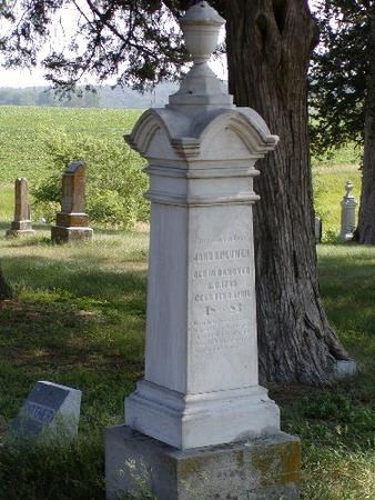 PLUMER, JOHANN - Mills County, Iowa   JOHANN PLUMER