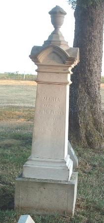 PLUMER, MARIA - Mills County, Iowa | MARIA PLUMER