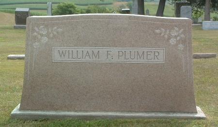 PLUMER, WILLIAM F. - Mills County, Iowa | WILLIAM F. PLUMER