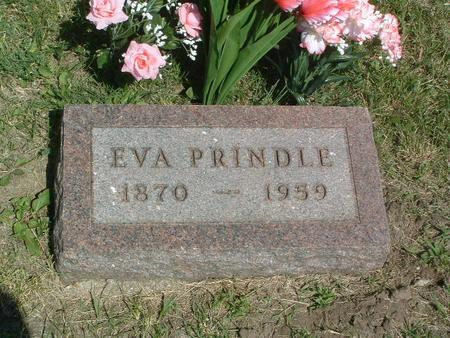 PRINDLE, EVA - Mills County, Iowa | EVA PRINDLE