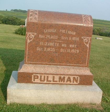 PULLMAN, GEORGE - Mills County, Iowa | GEORGE PULLMAN