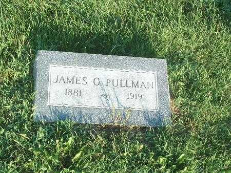 PULLMAN, JAMES - Mills County, Iowa | JAMES PULLMAN