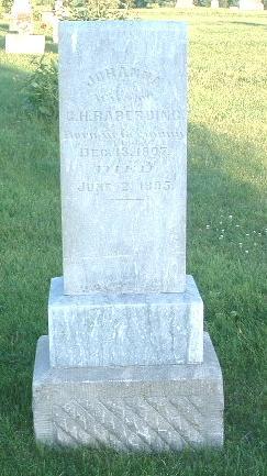 RABERDING, JOHANNA - Mills County, Iowa | JOHANNA RABERDING