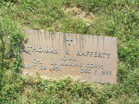 RAFFERTY, THOMAS R. - Mills County, Iowa | THOMAS R. RAFFERTY