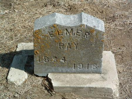 RAY, ELMER - Mills County, Iowa | ELMER RAY