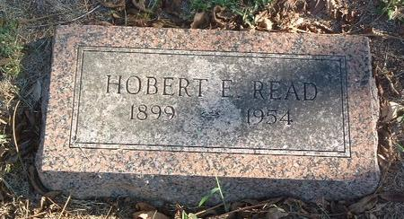 READ, HOBERT E. - Mills County, Iowa | HOBERT E. READ