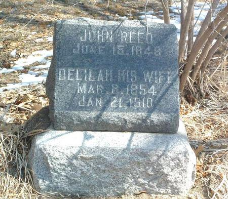 REED, DELILAH - Mills County, Iowa | DELILAH REED