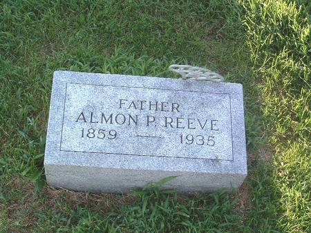 REEVE, ALMON P. - Mills County, Iowa   ALMON P. REEVE