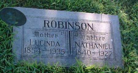 ROBINSON, LUCINDA - Mills County, Iowa | LUCINDA ROBINSON
