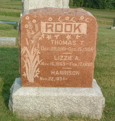 ROOK, THOMAS T. - Mills County, Iowa | THOMAS T. ROOK