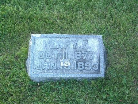 ROUNDS, HENRY S. - Mills County, Iowa   HENRY S. ROUNDS