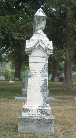 SAAR, JOHANN HEINRICH ERDMANN - Mills County, Iowa | JOHANN HEINRICH ERDMANN SAAR