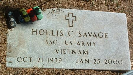 SAVAGE, HOLLIS C. - Mills County, Iowa | HOLLIS C. SAVAGE