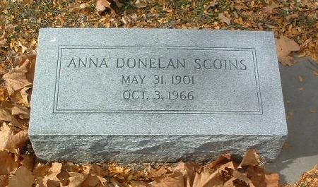 SCOINS, ANNA - Mills County, Iowa | ANNA SCOINS