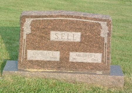 SELL, CHARLES E. - Mills County, Iowa | CHARLES E. SELL