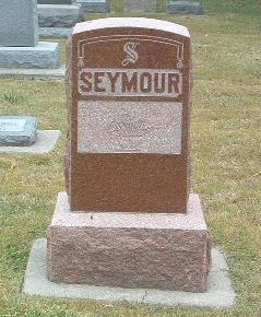 SEYMOUR, FAMILY HEADSTONE - Mills County, Iowa | FAMILY HEADSTONE SEYMOUR