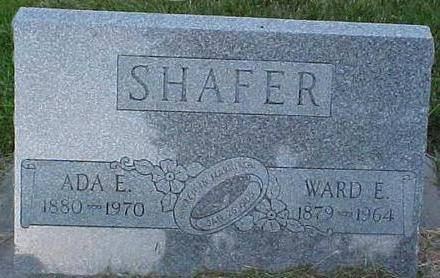 SHAFER, ADA - Mills County, Iowa | ADA SHAFER