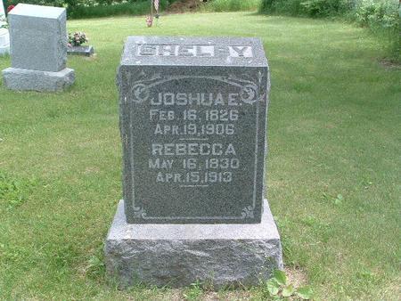 SHELBY, JOSHUA E. - Mills County, Iowa | JOSHUA E. SHELBY