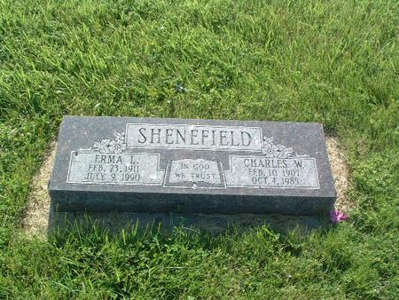 SHENEFIELD, ERMA L. - Mills County, Iowa | ERMA L. SHENEFIELD