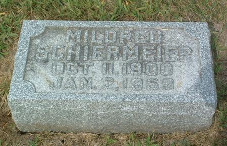 SCHIERMEIER, MILDRED - Mills County, Iowa | MILDRED SCHIERMEIER
